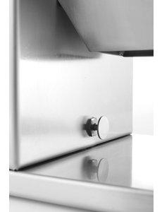 Hendi Worstsnijder - elektrisch - 230V / 135W - 230x185x(H)325mm