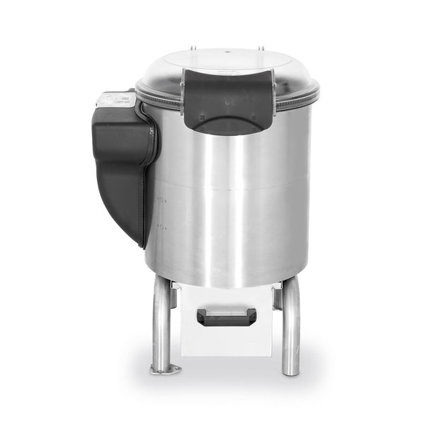 Hendi Aardappelschilmachine 5  kg / keer |  75 kg / uur | 370Watt