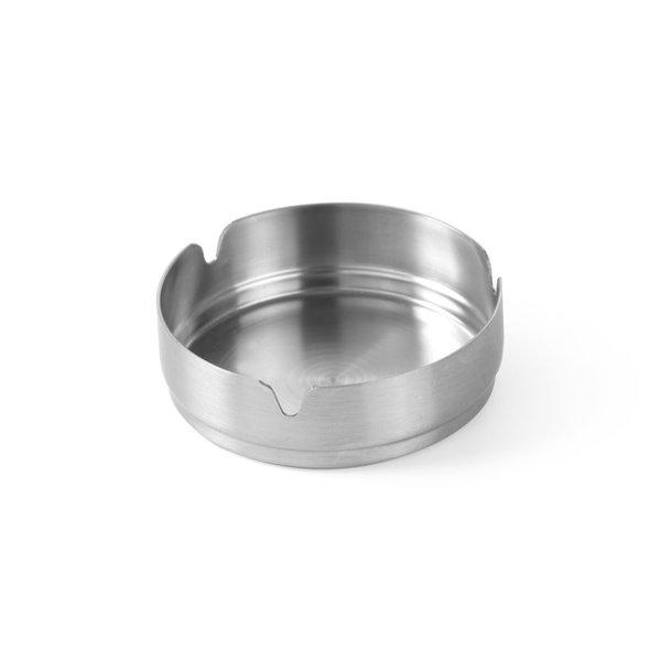 Hendi Asbak Kitchen Line RVS | Ø80x(H)30mm
