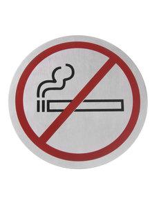 Hendi Muurschildjes rond - Niet roken - groot - ø160mm