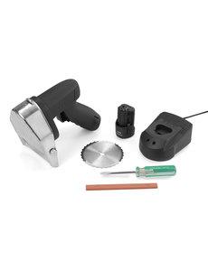 Hendi Draadloos elektrisch kebabmes - 230V / 80W - 199x114x(H)184mm