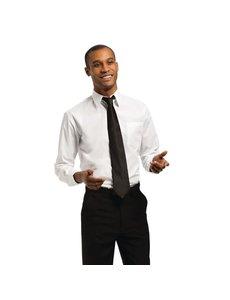 Chef Works Uniform Works unisex overhemd lange mouw wit XL