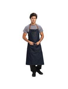 Chef Works Chef Works Memphis lang schort indigo