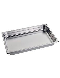Gastro-M Gastronormbak GN 1/1 - 6.5cm diep RVS | 530x325mm