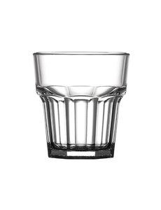 BBP Whiskyglazen American polycarbonaat 25,5cl | 26 stuks