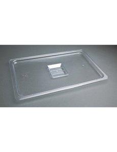 Vogue Polycarbonaat deksel transparant GN 1/1 | 530x325mm