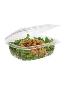 Vegware Composteerbare voedseldozen met scharnierdeksel 47,3cl | 300 stuks