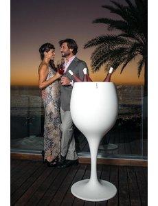 Valiente IJsemmer Classic Ice Bucket Wit | 110 x Ø 47 cm. | NIEUW