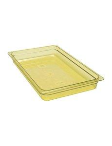 Cambro Hittebestendige gastronormbak GN 1/1 - 150mm diep | 530x325mm