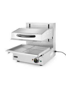 Hendi Salamander Type 450 | Liftsysteem | max 300°C | 480x520x(h)530 mm.