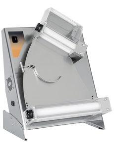 Hendi Pizza en Pasta Elektrische Deegroller 400 | Deeg 26 - 40 mm. |  250W |  440x365x(h)640mm