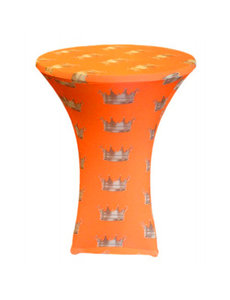 Oranje Statafelhoes Ø85cm