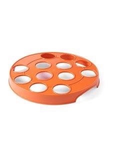 Hendi Oranje Bierglasdrager | Ø 55mm