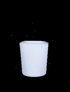 Valiente Flowerpot 600 Bloempot Wit   Ø48x(H)56,5cm