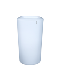 Valiente Flowerpot 900 Bloempot Wit   Ø48x(H)86,5cm