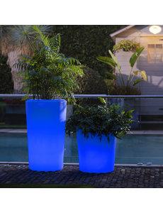 Valiente LED Flowerpot 600 Bloempot   Ø48x(H)56,5cm