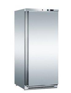 Exquisit Horeca Koeling met gesloten deur | Geforceerd | 600 Liter | 78x74x(H)190cm
