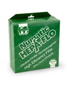 Numatic stofzuigerzakken hepa flo 2BH 320 tot 390 modellen | 10 stuks