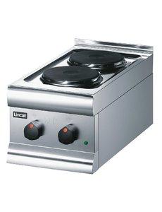 Lincat Lincat Silverlink 600 2-pits elektrische kookplaat HT3