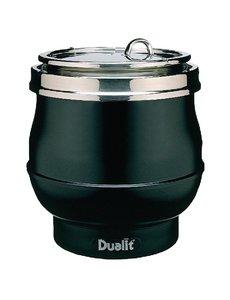 Dualit Dualit Hotpot soepketel 11L zijdeglans zwart
