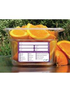 Puracycle PuraCycle herbruikbare allergeenlabels (20 stuks)