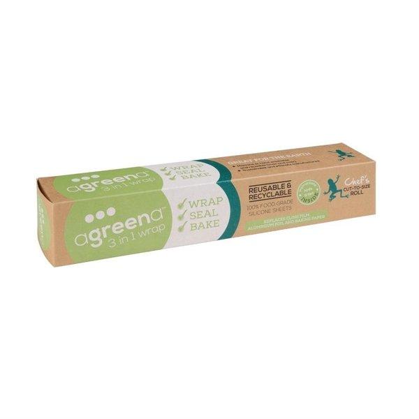 Agreena Agreena 3-in-1 herbruikbare folie op rol 1500 x 300mm