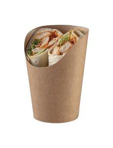Colpac Colpac kraft wrap cups (1000 stuks)