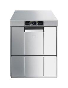 SMEG Glazenspoelmachine Topline UG520DL   50x50cm korf   60x60x(H)72cm