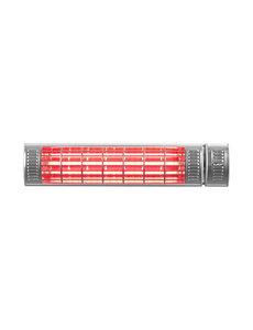 Eurom Terrasverwarmer Golden Ultra RCD 2500 Watt | 20 – 25 m²