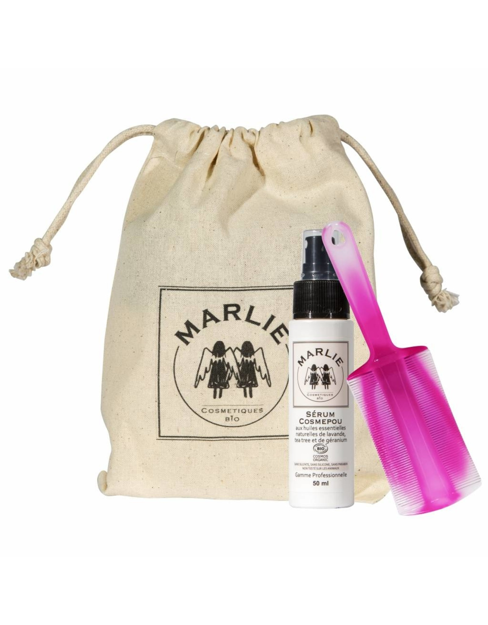 Marlie Marlie Anti-Luizen Serum