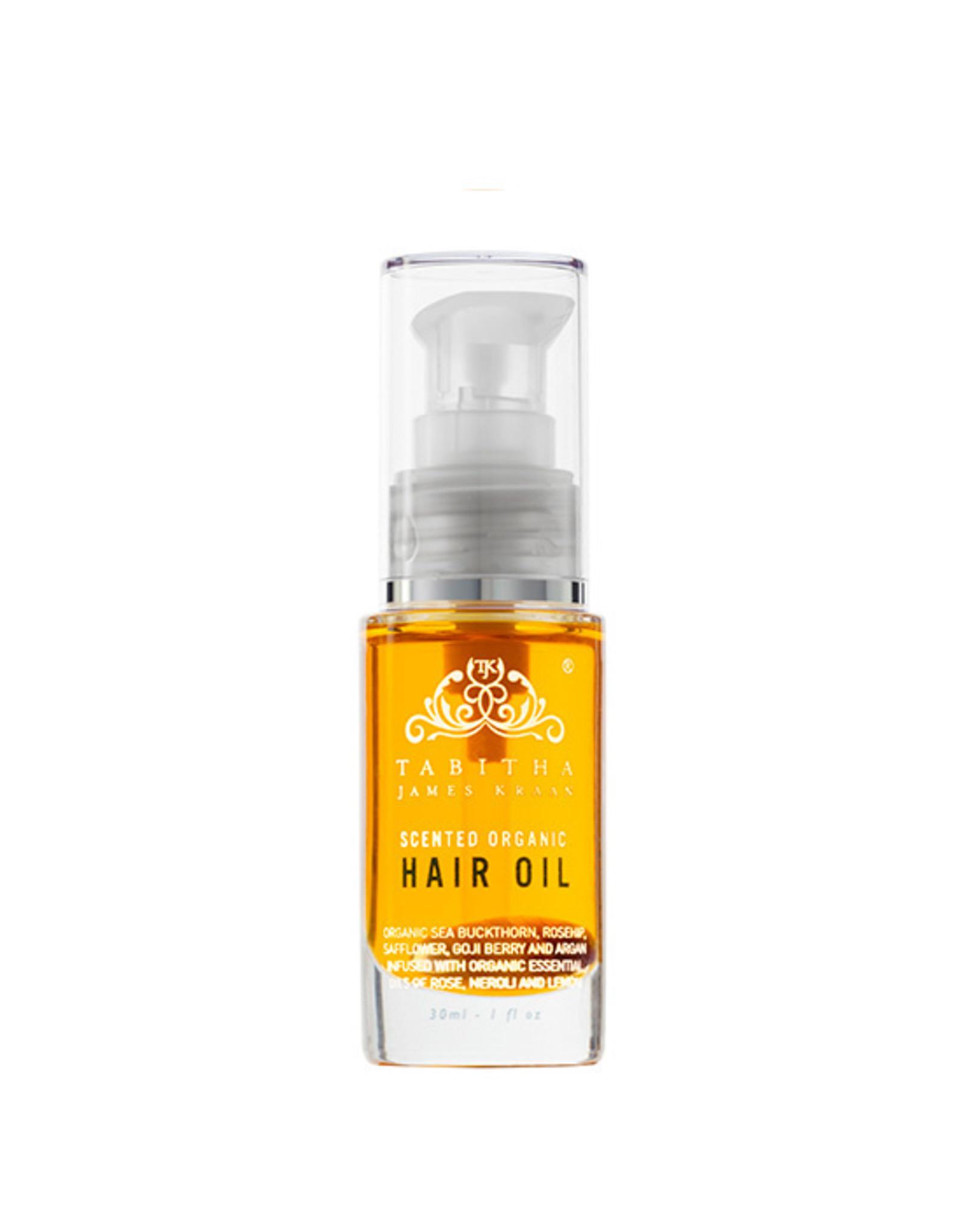 Tabitha James Kraan Scented Organic Hair Oil