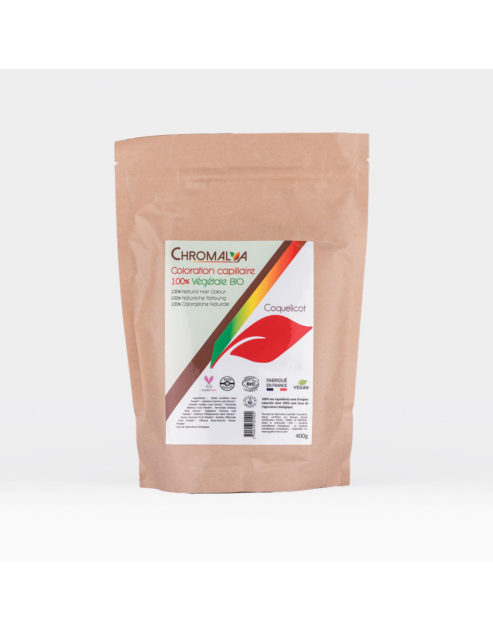 """Chromalya Plantenkleuring """"Coquelicot"""""""