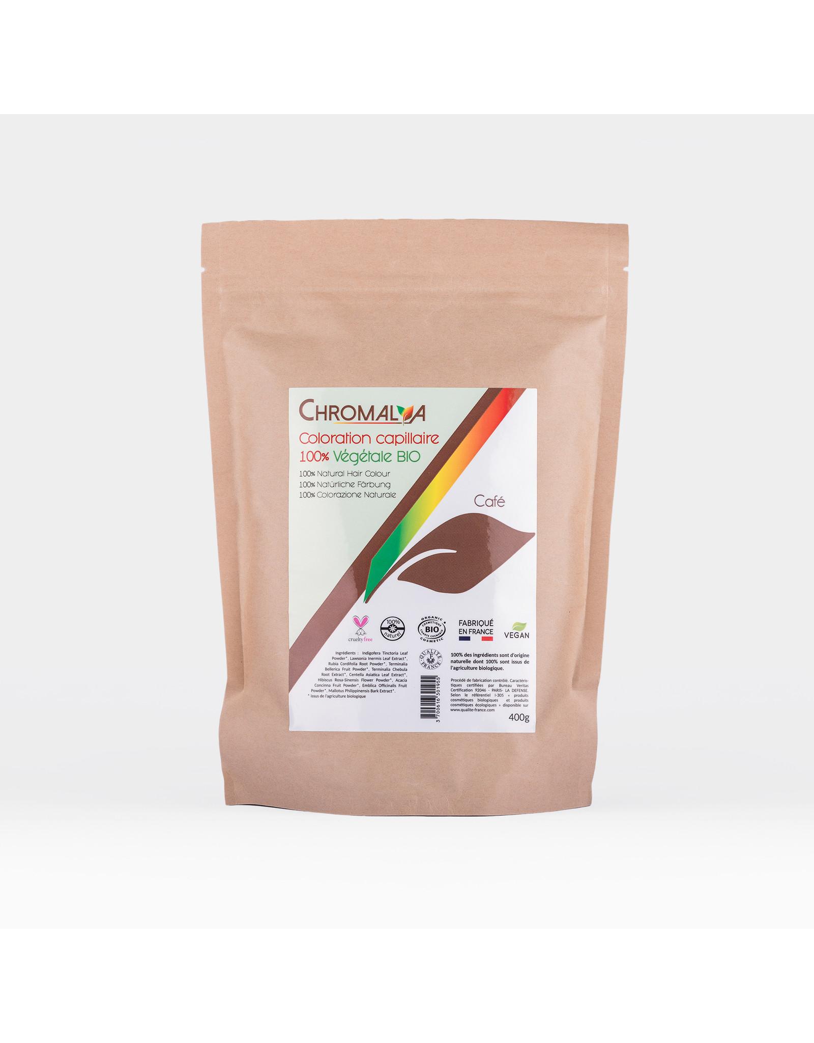 "Chromalya Plantenkleuring ""Café"""