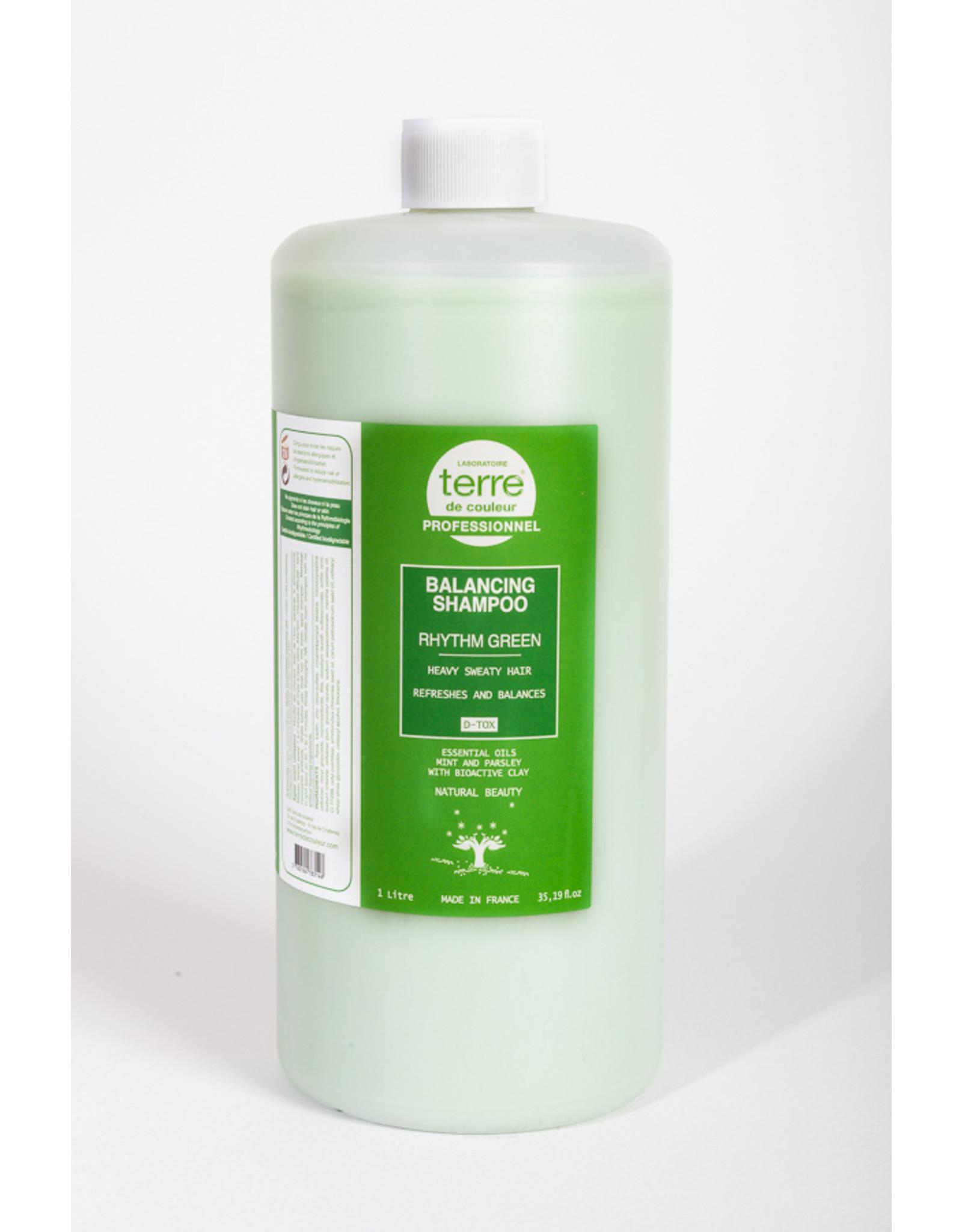 Terre de Couleur Rythme Groen Shampoo