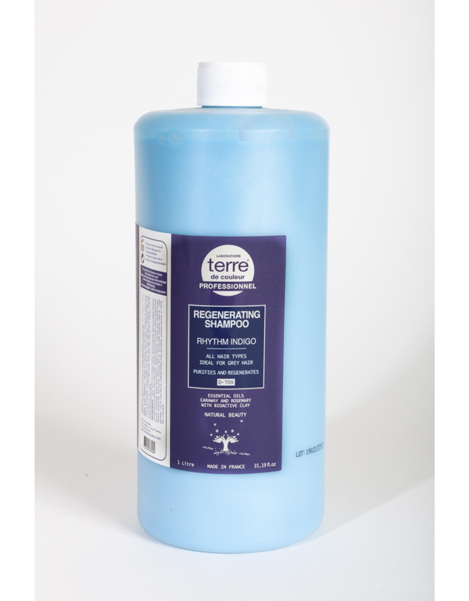 Terre de Couleur Rythme Indigo Shampoo