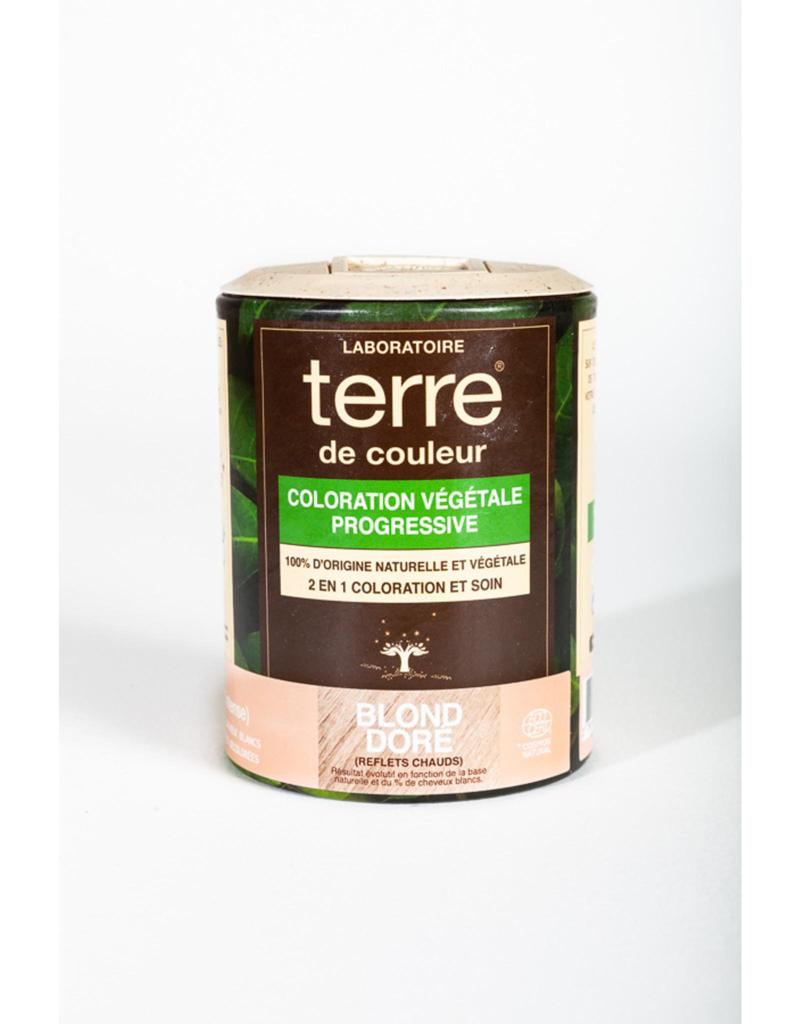 """Terre de Couleur Plantenkleuring """"Blond Doré"""""""