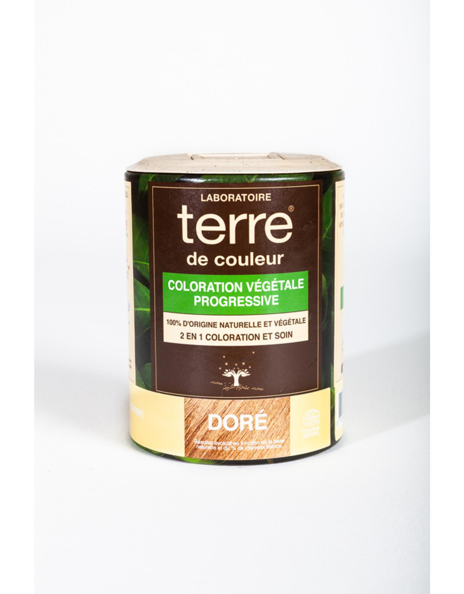 """Terre de Couleur Plantenkleuring """"Doré"""""""
