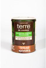 """Terre de Couleur Plantenkleuring """"Maron B"""""""