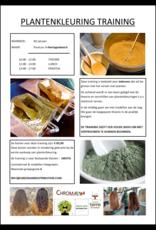 Green Hair Distribution Plantenkleuring Training 11-1-2021