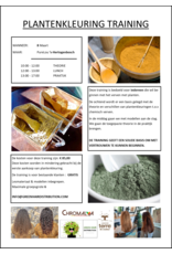 Green Hair Distribution Plantenkleuring Training 8-3-2021