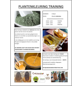 Green Hair Distribution Plantenkleuring Training 1-3-2021 LEIDERDORP