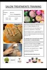 Green Hair Distribution Salon Treatment Training 18-1-2021 DEN BOSCH