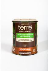 """Terre de Couleur Plantenkleuring """"Brun Sombre"""""""