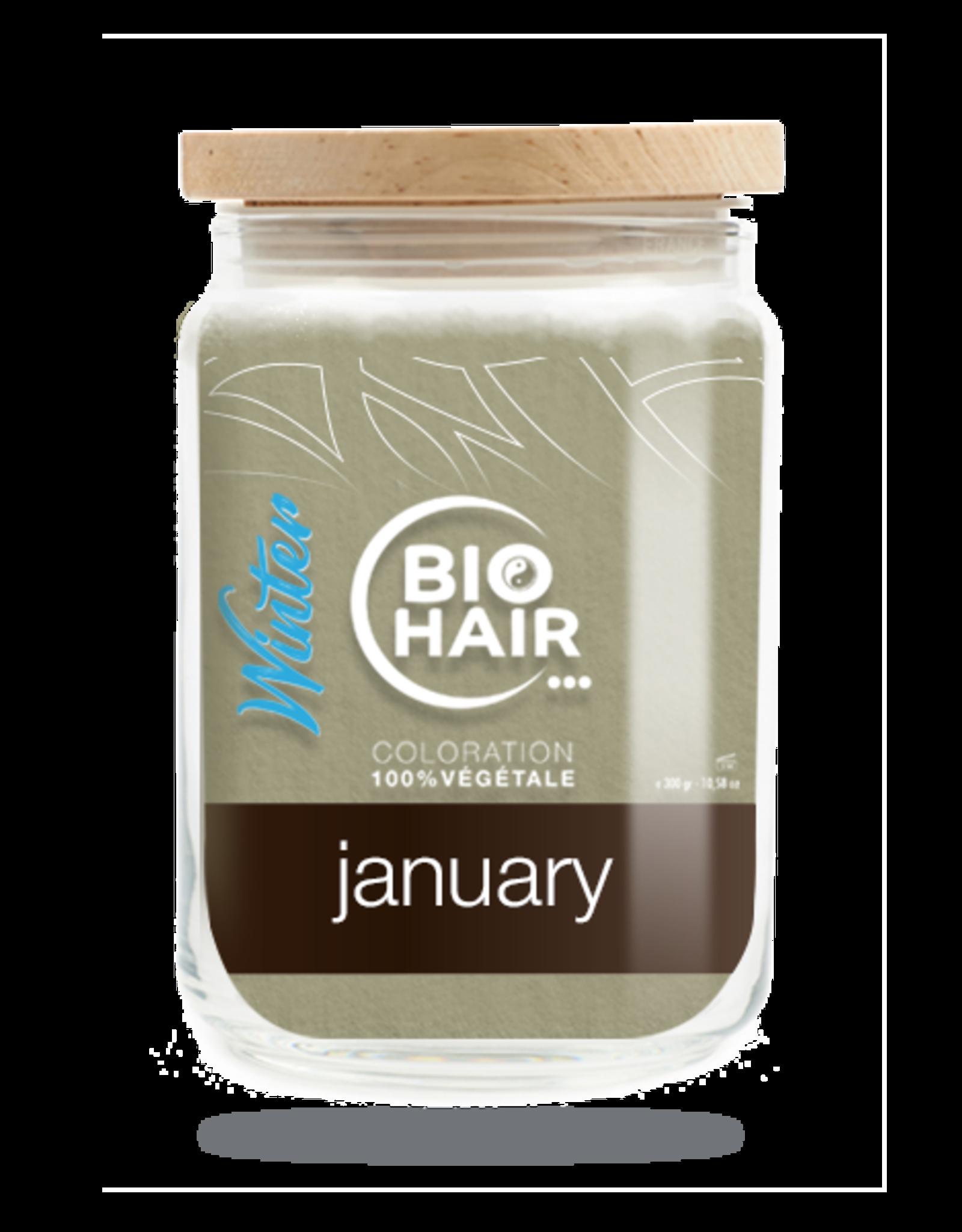 """Bio Hair Plantenkleuring """"Januari"""""""