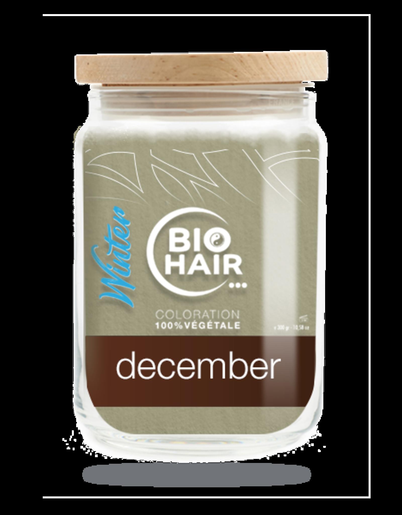 "Bio Hair Plantenkleuring ""December"""