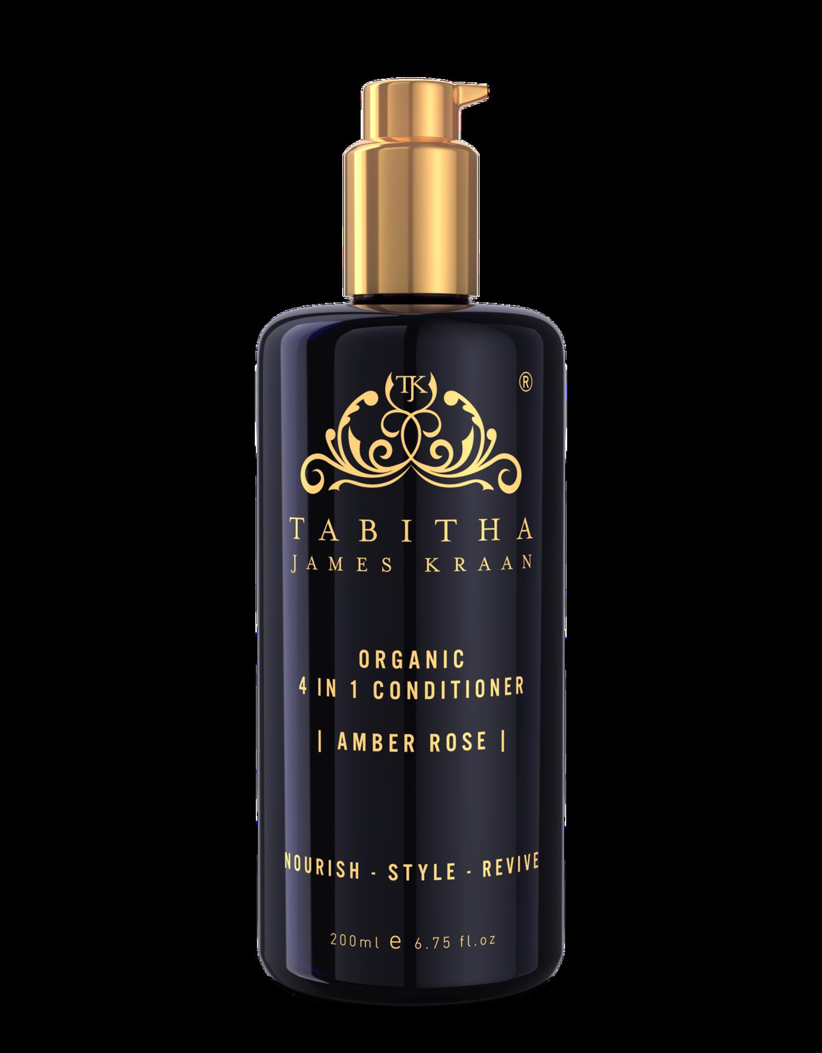 Tabitha James Kraan Luxury 4-in-1 conditioner Amber Rosé