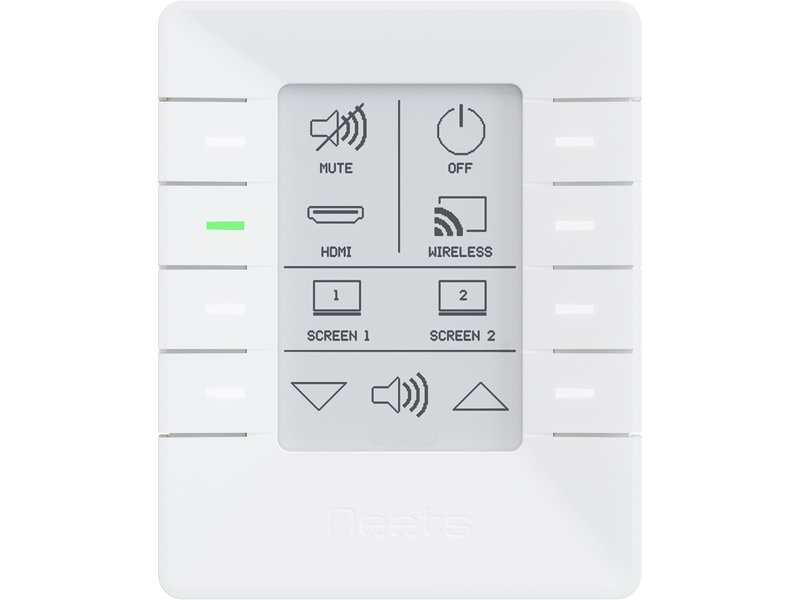 Neets Neets Control - UniForm 8 button Touch C