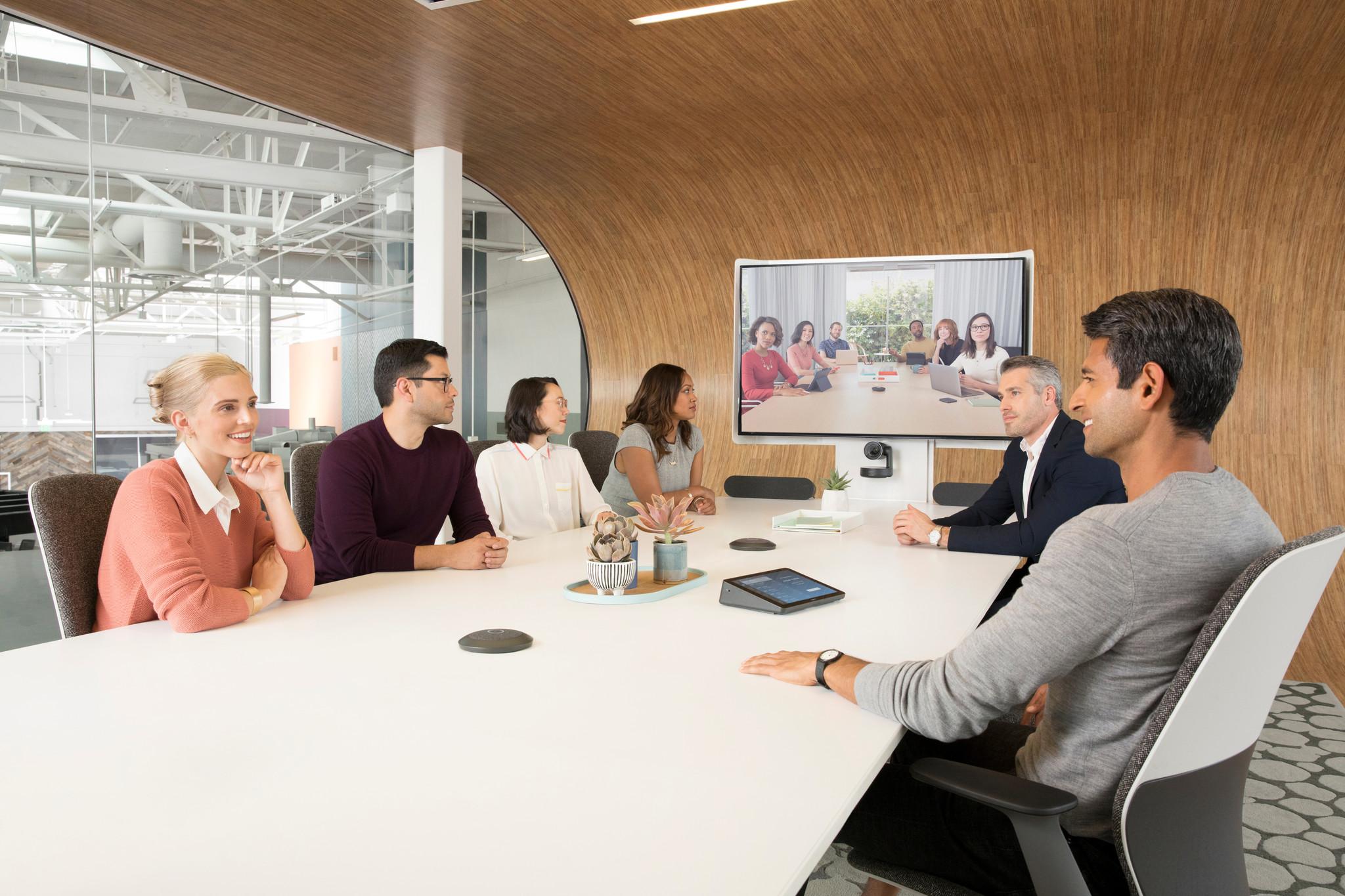 Betrouwbare video-oplossingen voor elke vergaderruimte