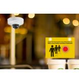 BB Systems Digitale klantenteller inclusief installatie
