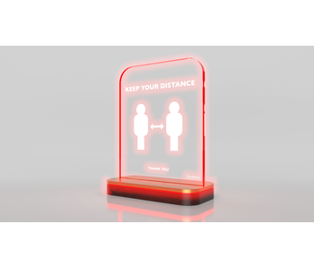 Aura Aware slimme afstandsmeter - Mahogany Gold